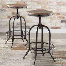 bar stools that swivel swivel barstools you ll love wayfair