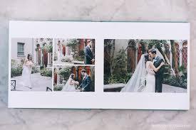beautiful wedding albums wu photography san francisco wedding photographer