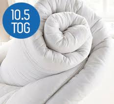 10 5 Tog Duvet Kingsize 13 5 Tog Single Flame Retardant Duvet Bs 7175 Approved Homesware