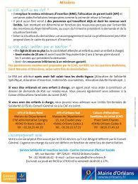 domiciliation si e social ccas d orléans centre communal d sociale 3 services pdf