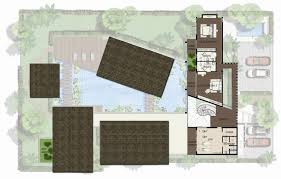 saisawan beach villas type 2 second floor plan floor plans 2