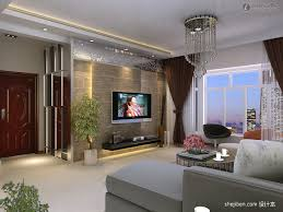 beautiful modern living room with tv minimalist to design inspiration