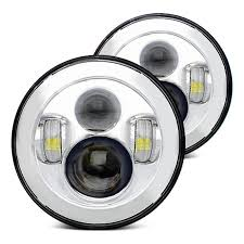 oracle lighting 7 led projector headlights