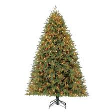 artificial christmas tree shop artificial christmas trees at lowes
