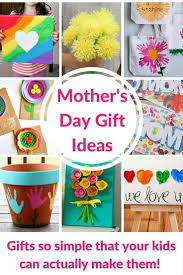 mothers day gifts ideas s day gift ideas that kids can actually make princess