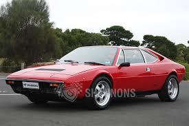 ferrari coupe classic sold ferrari dino 308 gt4 coupe auctions lot 35 shannons