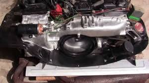 porsche 914 engine bay rebuilt vw type 4 1700cc engine for sale youtube