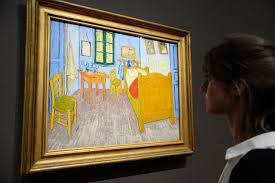 gogh chambre arles unpublished gogh drawings to be unveiled