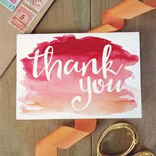 wholesale thank you card customized design thank you card buy