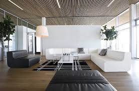 Halogen Table L Shaped Ceiling Living Room Modern With Plant Halogen Semi