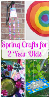 spring crafts for 2 year olds explore spring and craft