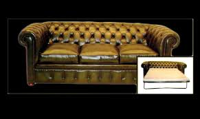 canap convertible chesterfield canapé 3 places chesterfield convertible longfield 1880