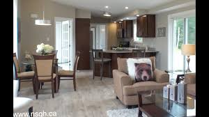 North Shore Dining Room by North Shore Quality Homes Silver Birch Model Video Tour Youtube
