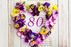 einladungsspr che zum 80 geburtstag einladung zum 80 geburtstag schöne einladung geburtstag 80
