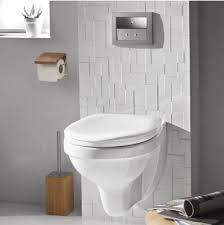 toilette design déco wc design avec une cuvette wc suspendu