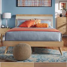 Best  Midcentury Platform Beds Ideas On Pinterest Midcentury - Mid century modern danish bedroom furniture
