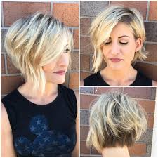 short hairstyle angled away from face 10 messy hairstyles for short hair quick chic women short