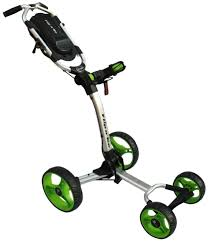 axglo flip n go 4 wheel golf push cart for canada
