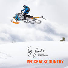 snowmobile suspension fox