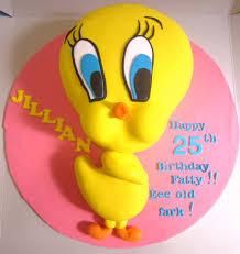 u0027de cakes making tweety bird cake