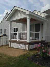 covered porch pictures covered porches u2013 columbus decks porches and patios by archadeck