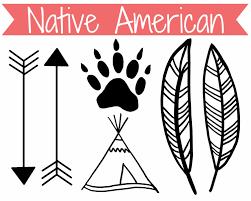 native american thunderbird clipart clipartxtras