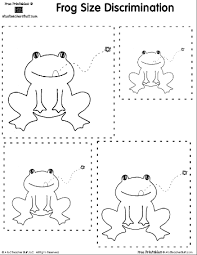 frog patterns journal cover writing pages coloring sheet
