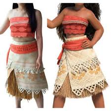 disney original halloween movies p300 moana costume movie cosplay princess party running costumes