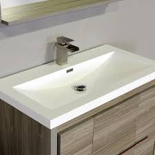 Bathroom Vanity Grey by Alya Bath At 8060 G 36