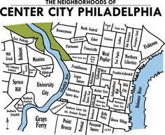 map of philly letter to philly and september craft giveaway city