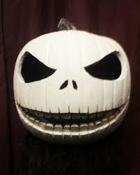 pumpkin black and white pumpkin jack skellington pumpkin carving