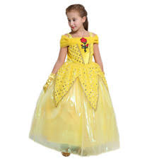 princess belle costume ebay
