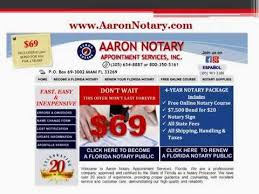 how to become a notary public inc florida youtube