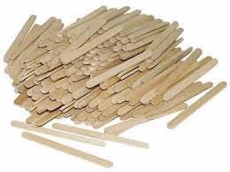 fan sticks unfinished wood popsicle sticks popsicle sticks and fan sticks
