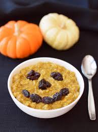 pumpkin pie oatmeal recipe dairy free gluten free