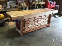 414 best workbenches images on pinterest woodwork work benches