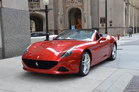 ferrari dealership showroom 2016 ferrari california t stock l322ab for sale near chicago il