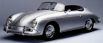 vintage porsche speedster 1956 1958 porsche 356a 1600 speedster pics u0026 information
