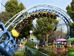 Biggest Six Flags Chaos And Kanji Toshimaen Tokyo U0027s Best Amusement Park