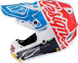 troy lee designs motocross gear 2017 troy lee designs se4 carbon factory helmet motocross