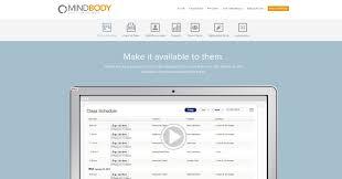 websites integrating mindbody freelance web designer sydney web