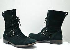 womens combat boots australia ugg australia leather combat boots for ebay
