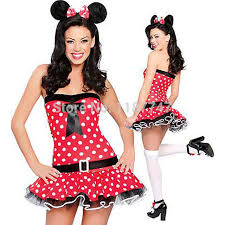 Minnie Mouse Halloween Costume Adults Shop Minnie Mouse Costume Women Halloween Costumes