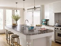 kitchen countertop design ideas standard counter height versus bar counter height amaza design