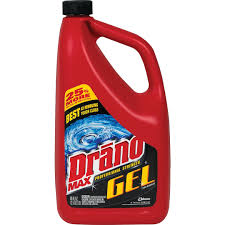 Best Drano For Sink by Drano Max Gel Liquid Drain Quill Com