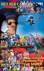 weekenders adventures postman pat movie pooh u0027s