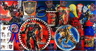 transformer party supplies despicable me transformers gift baskets and florals specialty