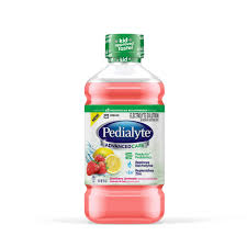 pedialyte advanced care oral electrolyte solution tropical fruit