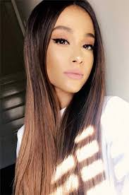photos of arians hair ariana grande reveals the secret to her long hair beauty crew