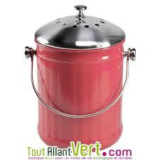 acheter poubelle cuisine poubelle à compost anti odeur pour cuisine 4 litres achat